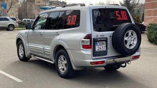 4.800$ mitsubishi pajero wagon 2002