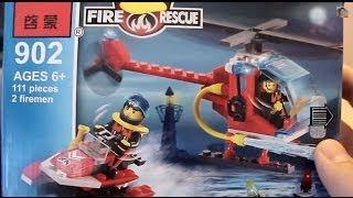 Brick 902 (Пожарный вертолет)(Обзор Brick 902 (Пожарный вертолет) -Мой магазин одежды: http://shop-metboyru.air.io Пожарная серия Группа: https://vk.com/brickok -Instagram..., 2014-04-18T16:11:53.000Z)