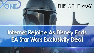 Internet Rejoice As Disney Ends EA Star Wars Exclusivity Deal After 2023