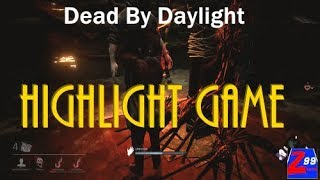 Livestream highlight game of dead by daylight from my first livestream on mixer!