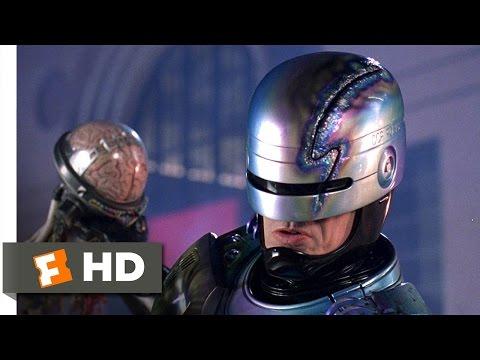 RoboCop 2 (11/11) Movie CLIP - Goodbye (1990) HD