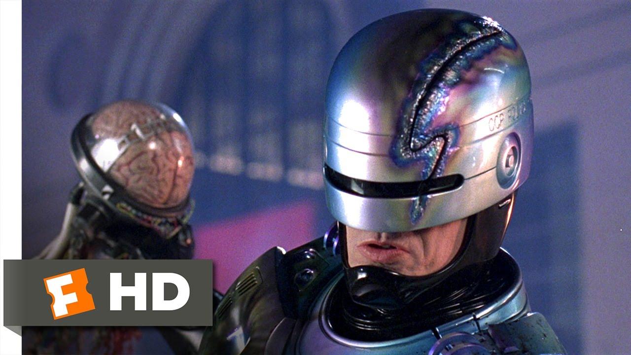 Download RoboCop 2 (11/11) Movie CLIP - Goodbye (1990) HD