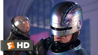 RoboCop 2 (11/11) Movie CLIP - Goodbye (1990) HD