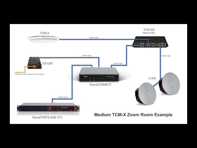 Expert Connections: Biamp Solutions for Zoom Rooms