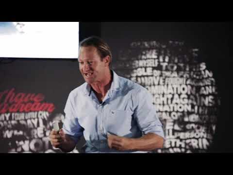Achieving the Impossible! Mavericks Big Wave Speaker Showreel - Chris Bertish