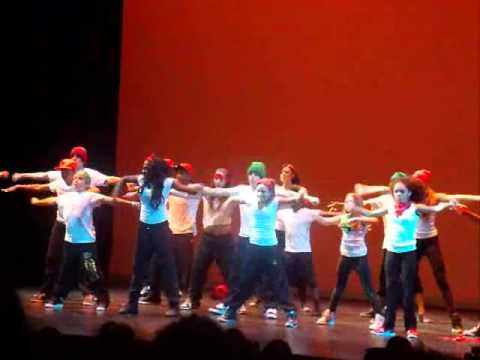 LA Hip Hop Intensive ~ Int. Group Choreographed by Charles Makriss