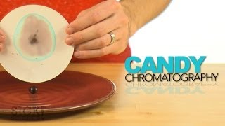Candy Chromatography - Sick Science! #178