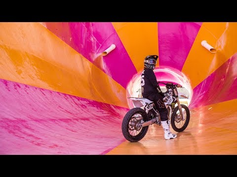 Urban Rider Ft. Josh Hill