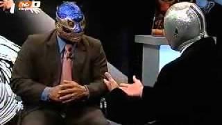 Canek en entrevista con El Hijo del Santo 03 08 2011 Parte 1   YouTube