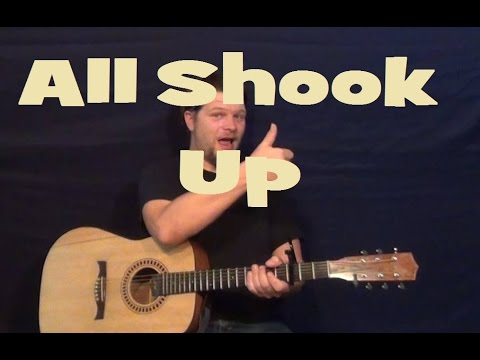 All shook up the musical script