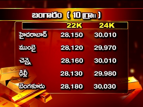 Gold And Silver Price Today In India|| Vanitha News || Vanitha TV