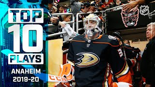 Top 10 Ducks Plays of 2019-20 ... Thus Far | NHL