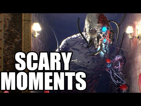 OBSERVER - Scary Moments / Creepy Scenes