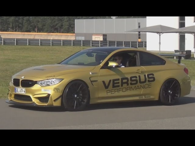 Versus Performance Bmw M4 Gts Sound Klang Acceleration Race Track 31