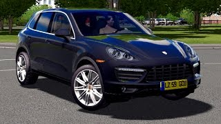 City Car Driving - Porsche Cayenne Turbo 2012 | + Download [LINK] | 1080p & 60FPS