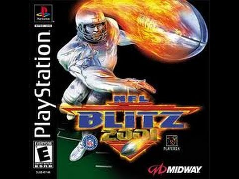 NFL Blitz 2001 - New York Jets Vs Detriot Lions
