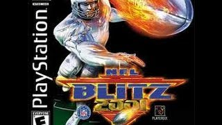 NFL Blitz 2001 - New York Jets Vs Detriot Lions