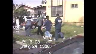 05-24-1998 POINTLESS EVENTS WATERWARS PARTY los angeles scene LA 213 house parties EVENTS