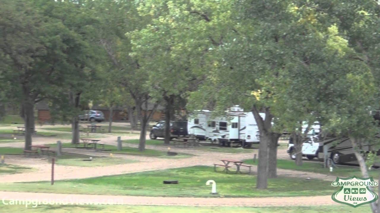 High Quality CampgroundViews.com   Badlands / White River KOA Interior South Dakota SD    YouTube