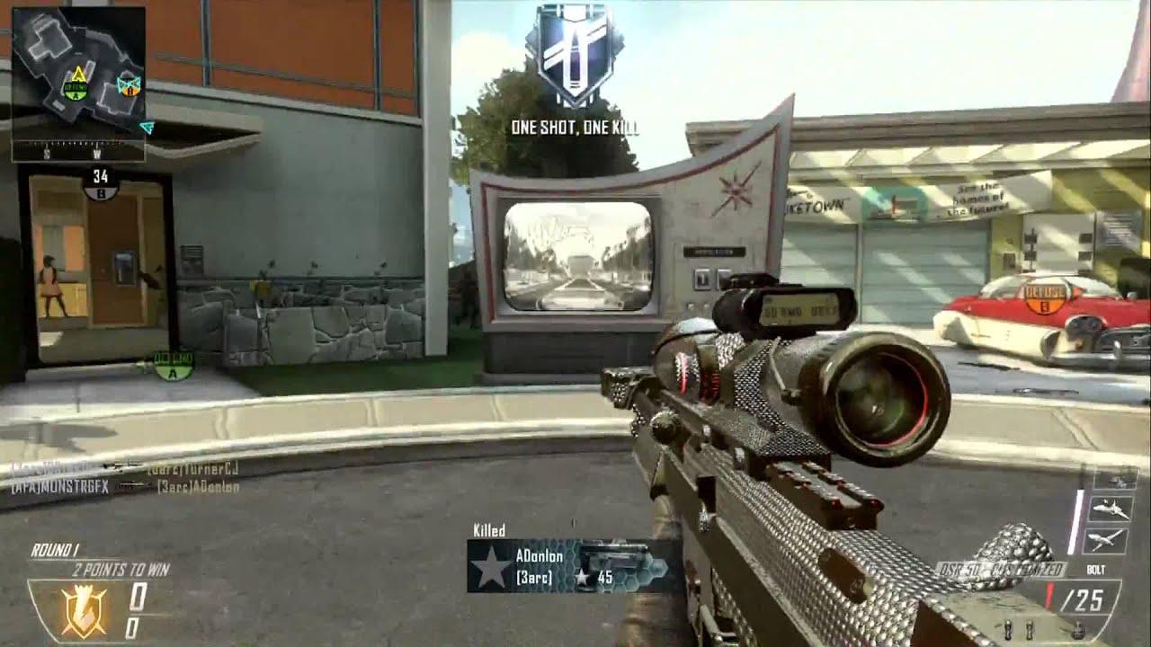 Black Ops Ii Wallpaper Secret Diamond Camo Black Ops 2 Combat Training Sniper