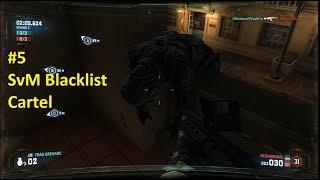 #5 Splinter Cell Blacklist 2017 Multiplayer Gameplay. SvM Blacklist Cartel (PERFECT Pro Match)