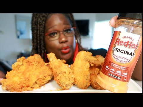 red-hot-fried-chicken-recipe-mukbang-|-asmr-실제-요리-소리