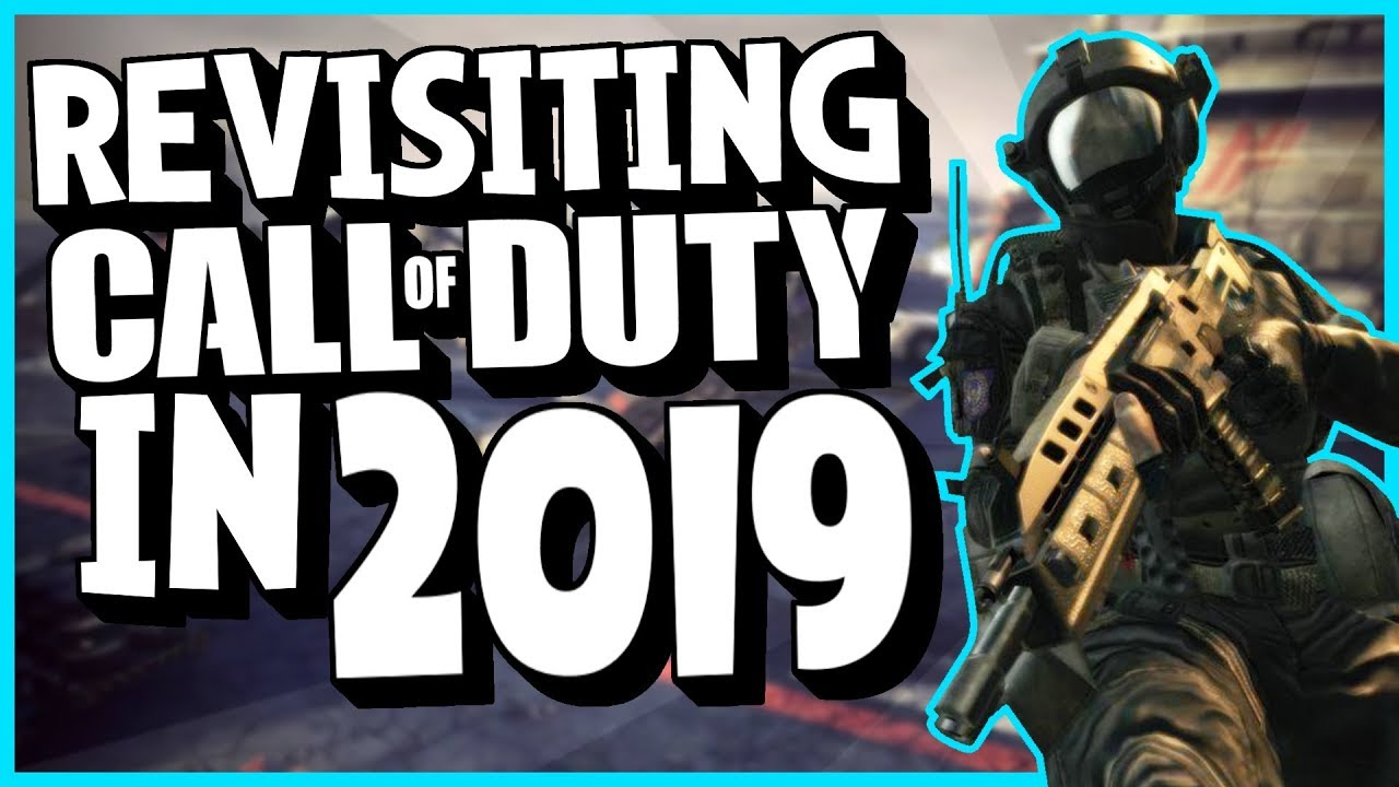 REVISITING CALL OF DUTY IN 2019    | Black Ops 2 PC