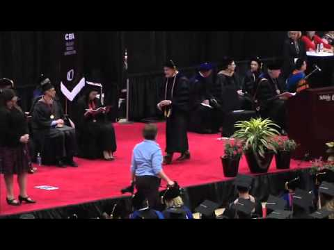 UNO College of Business Administration Spring 2014 Commencement