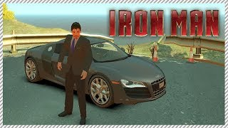 IRON MAN LIFE #1 - TONY STARK (New Iron Man Series Starting!) GTA 5 & GTA 4 Iron Man Mod
