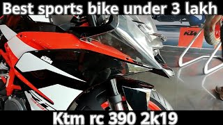 Ktm rc390 2k19 review | genuine review | rc390 the beast.