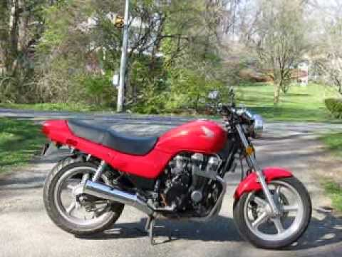 1991 honda nighthawk 750 oil type