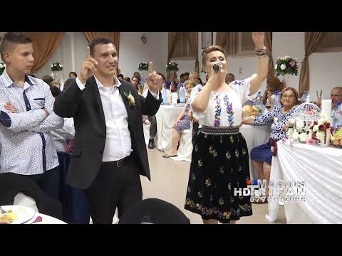 Formatia Zodiac si Niculina Stoican 2016 - Colaj ascultare, hora, sarba LIVE nunta Andreea & Catalin