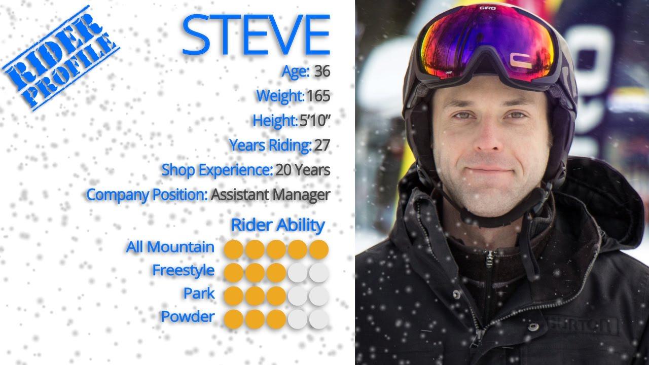 Steve's review-burton custom x snowboard 2017-snowboards.com 27 50