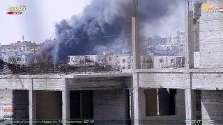 Сирия Syria HD ★ Алеппо. Кровавая хроника перемирия 15 сентября 2016