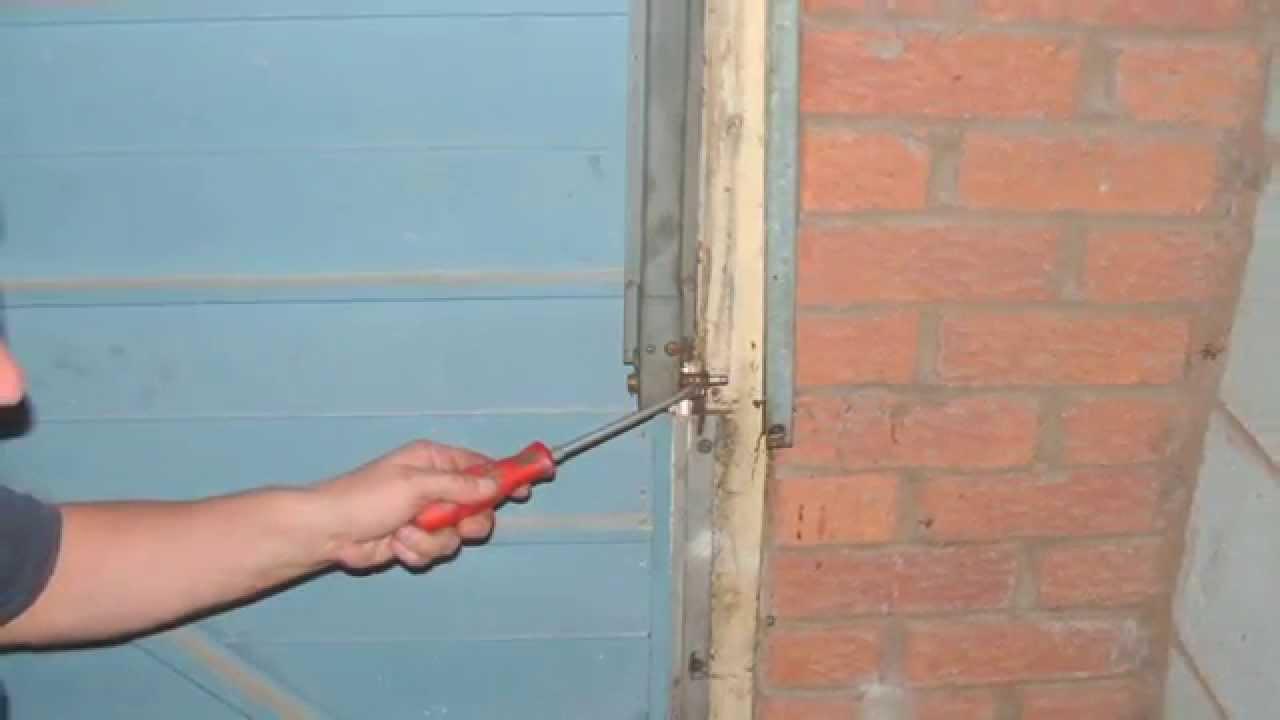 How to replace springs  cables on a Garador Westland Mk2 Mk3c Garage Door spring box PN58