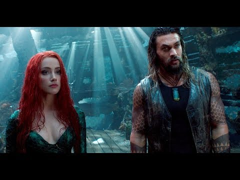 Рыжая и Алкаш проникают в Атлантиду \ Аквамен ( Aquaman )