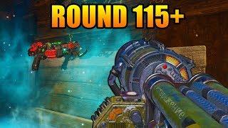 ROUND 119 ON 'KINO DER TOTEN' REMASTERED! + 'Origins' FAIL! (Black Ops 3 Zombies DLC 5) thumbnail