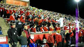 """EAHS Marching Band Stand Song """"Halftime"""""""