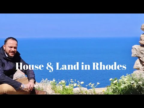 House and Land for Sale in Greece