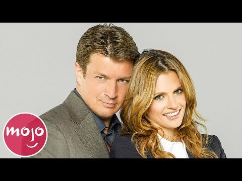 Top 10 Best Castle and Beckett Moments
