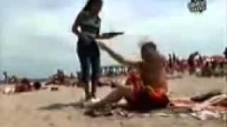 แกล งๆ สาวๆ ร มหาด อย าง ฮา