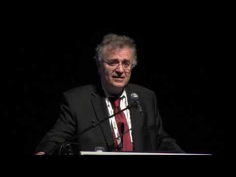 Prof. Mercouri Kanatzidis, Samson Prize Winner, at the Fuel Choices Summit 2016