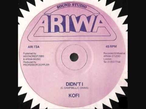 Kofi - Didn't I