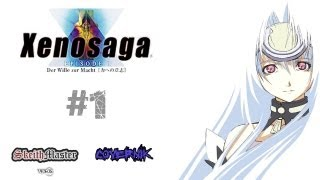 「Xenosaga Episode I」 - Der Wille zur Macht - Walkthrough Part #1