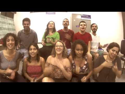 Subversos cantando o Samba da Mangueira. Direção: Nayana Torres