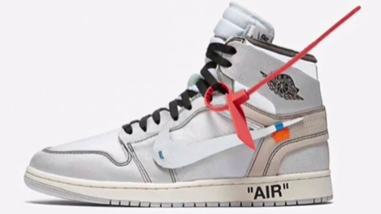 air jordan 1 off white release 2018 movies