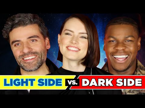 "The Cast Of ""Star Wars: The Rise Of Skywalker"" Take A ""Which Side Of The Force Are You On?"" Quiz"