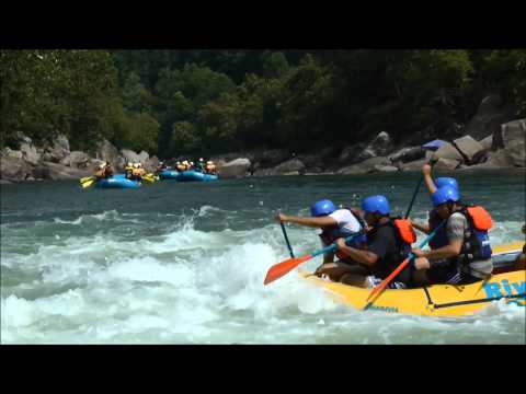 Whitewater Rafting at New River Gorge, WV