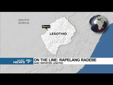Lesotho Deputy Prime minister hints he's ready to exit politics