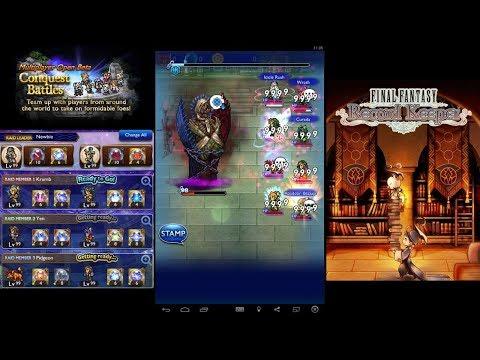 Final Fantasy Record Keeper - Multiplayer Apocalypse+ Anima
